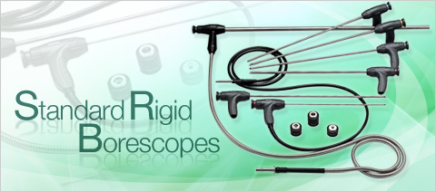 Standard Rigid Borescopes